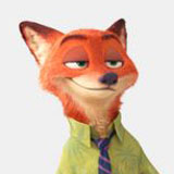 Nick Wilde by GojiBob