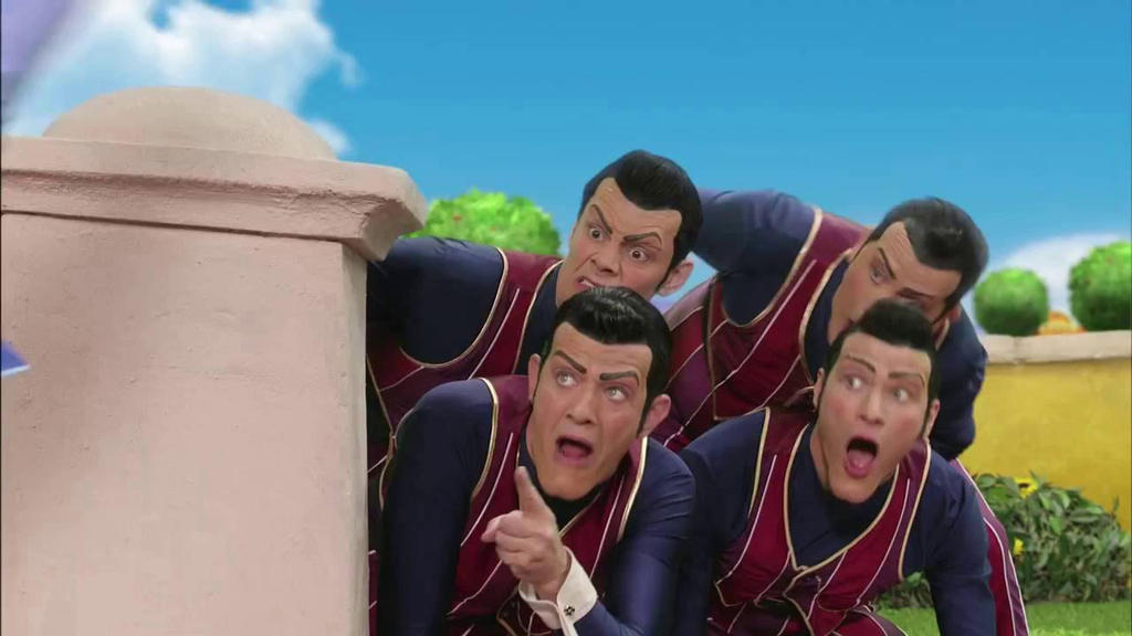 We Are Number One by GojiBob