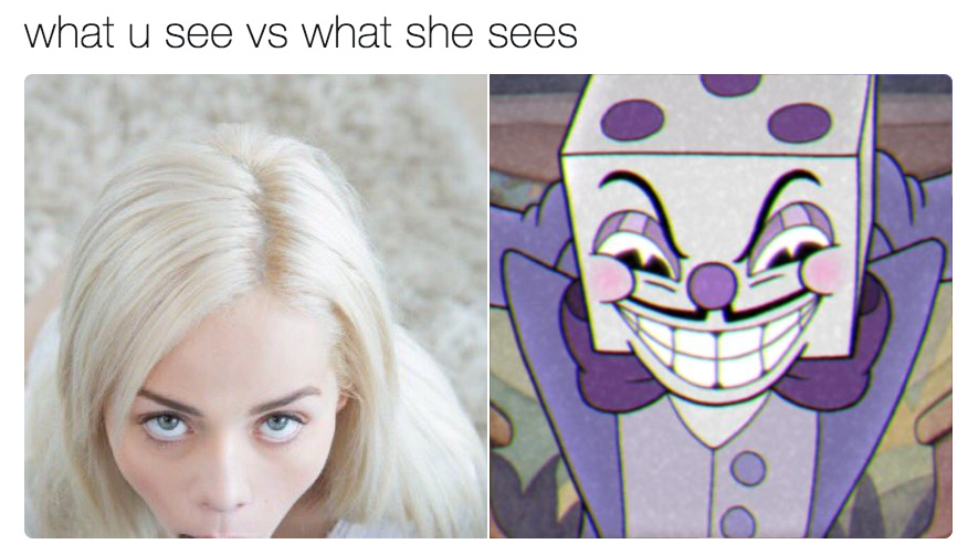 What King Dice Sees by GojiBob