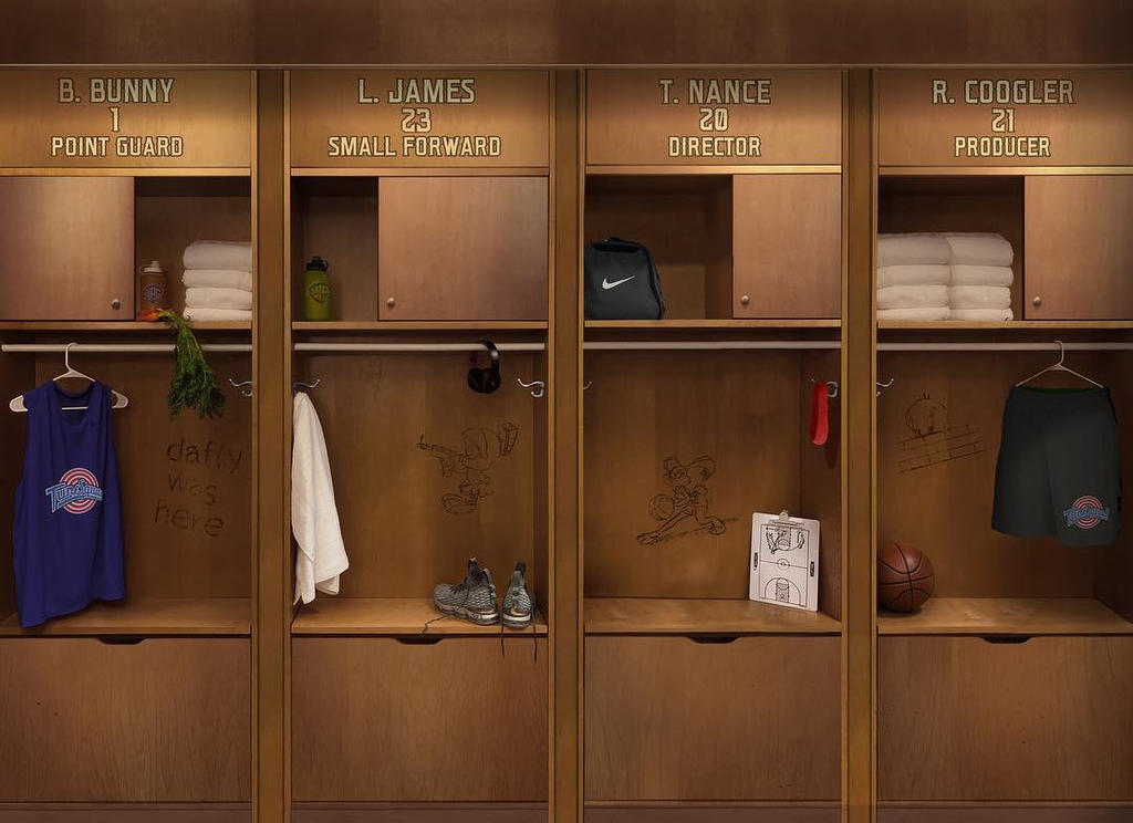 Space Jam 2 Teaser by GojiBob