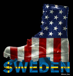 Sweden by EmyWarrior