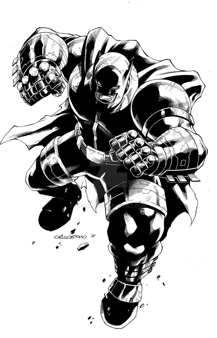 Batman Armor by denart
