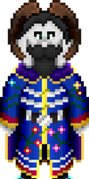 Emperor Arighdai - Overworld Sprite (Old Empire)