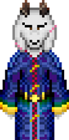 Empress Aygol - Overworld Sprite (Old Empire)