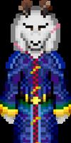Empress Aygol - Overworld Sprite (Old Empire)