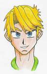 Random Manga Head