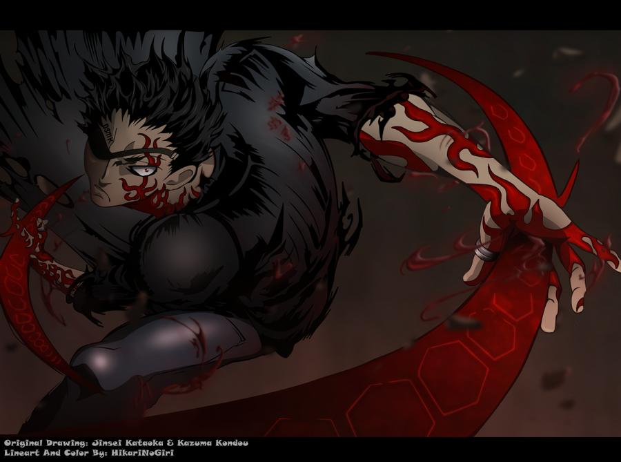 DeadMan Wonderlan - Senji Kiyomasa by HikariNoGiri