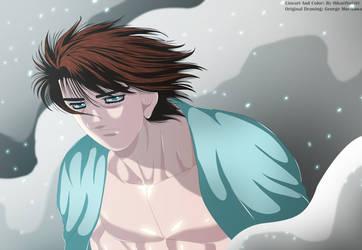 Hajime No Ippo 984 - Volg The Challenger by HikariNoGiri