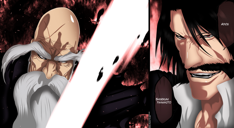 Bleach 510 - Juha Bach Power by HikariNoGiri