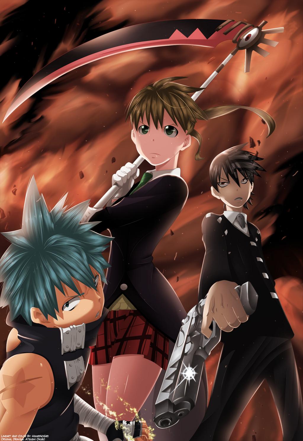 Soul Eater 107 - Resonance Powa by HikariNoGiri