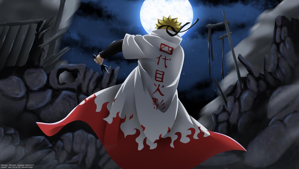 [Character] Minato Namikaze / Fourth Hokage (Part 6 ...