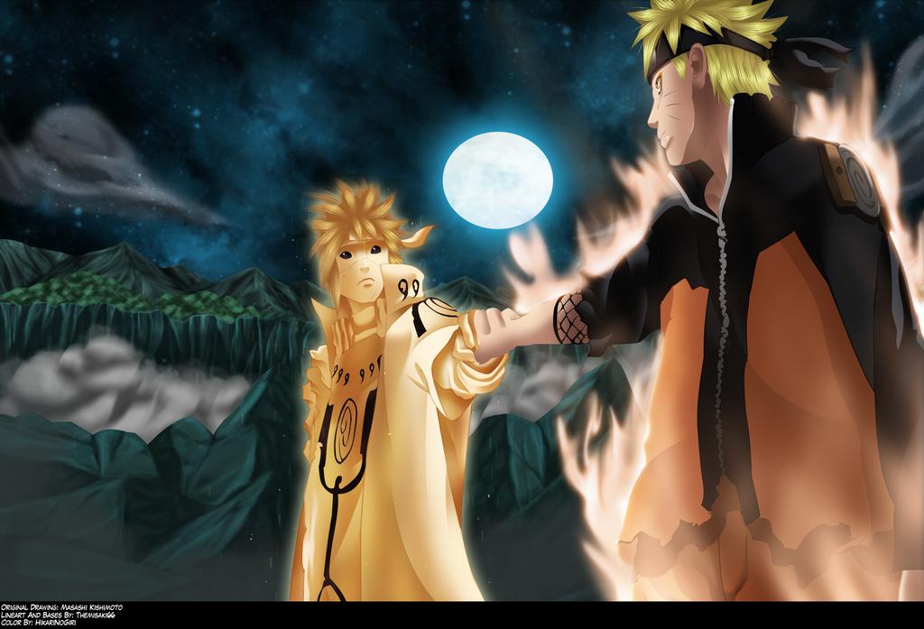 Naruto 643 - Combining Powers by HikariNoGiri