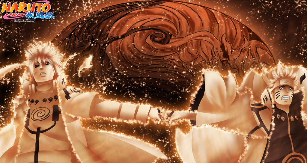 Naruto 644 - Yin Yan Kyubi by HikariNoGiri