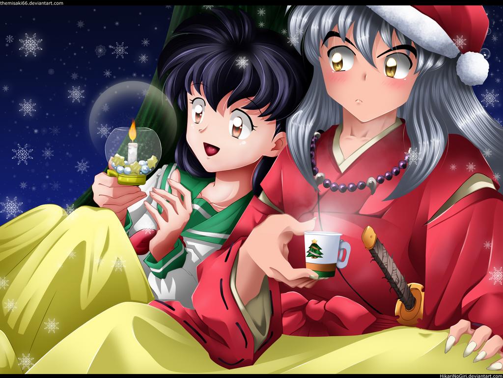 Inuyasha - Merry Christmas!!! by HikariNoGiri on DeviantArt