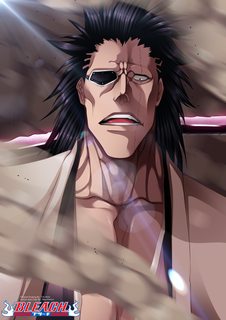Bleach 572 - Zaraki Kempachi Is Back by HikariNoGiri