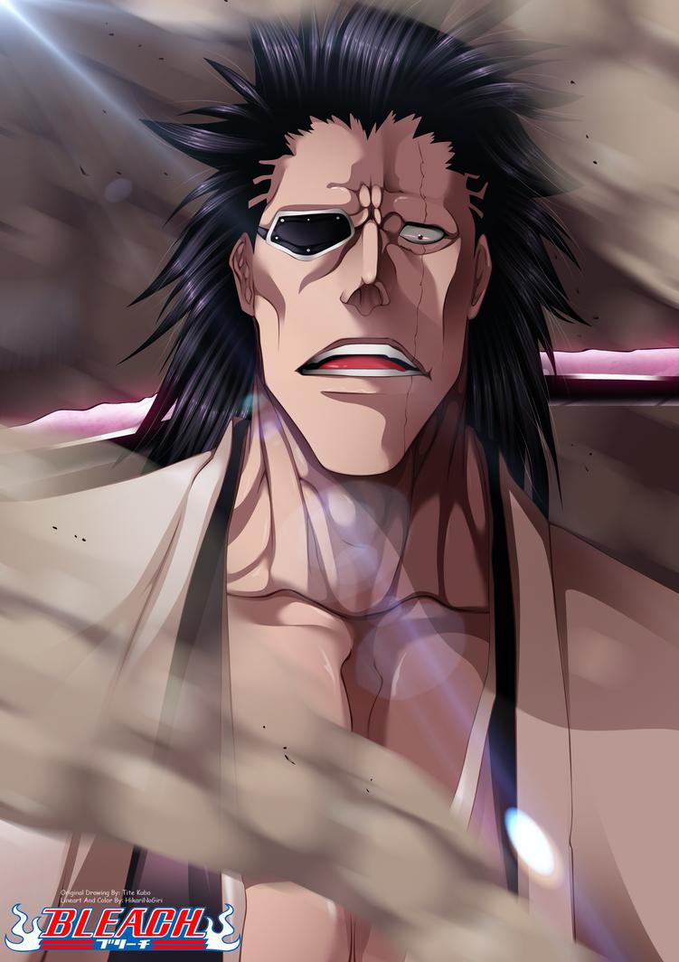 Bleach 572 - Zaraki Kempachi Is Back by HikariNoGiri