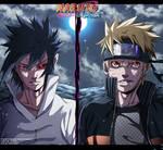 Naruto 693 - Naruto Vs Sasuke