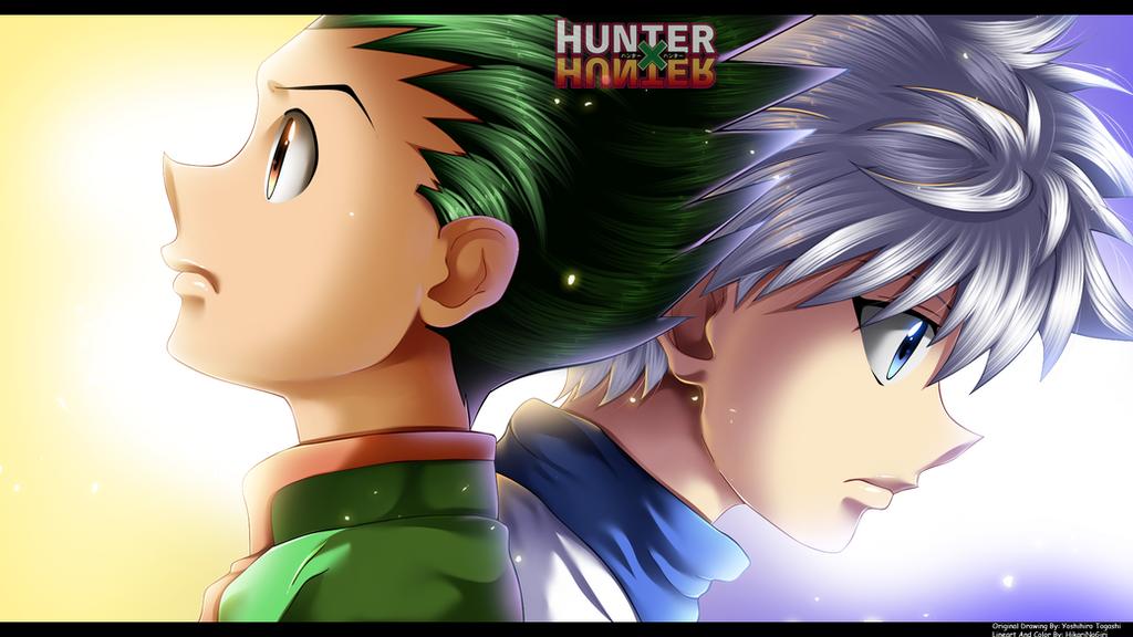 Hunter X Hunter - Forever Nakamas + Video by HikariNoGiri