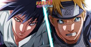 Naruto 694 - Final Fight!! by HikariNoGiri