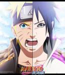 Naruto 695 Cover