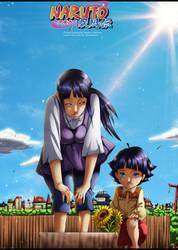Naruto 700 - Himawari Uzumaki by HikariNoGiri
