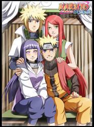 Naruto - Family Photo by HikariNoGiri
