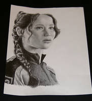 Katniss 2 by brailynne