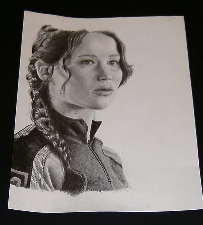 Katniss 2 by brailynne