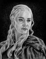 Daenerys Targaryen by brailynne