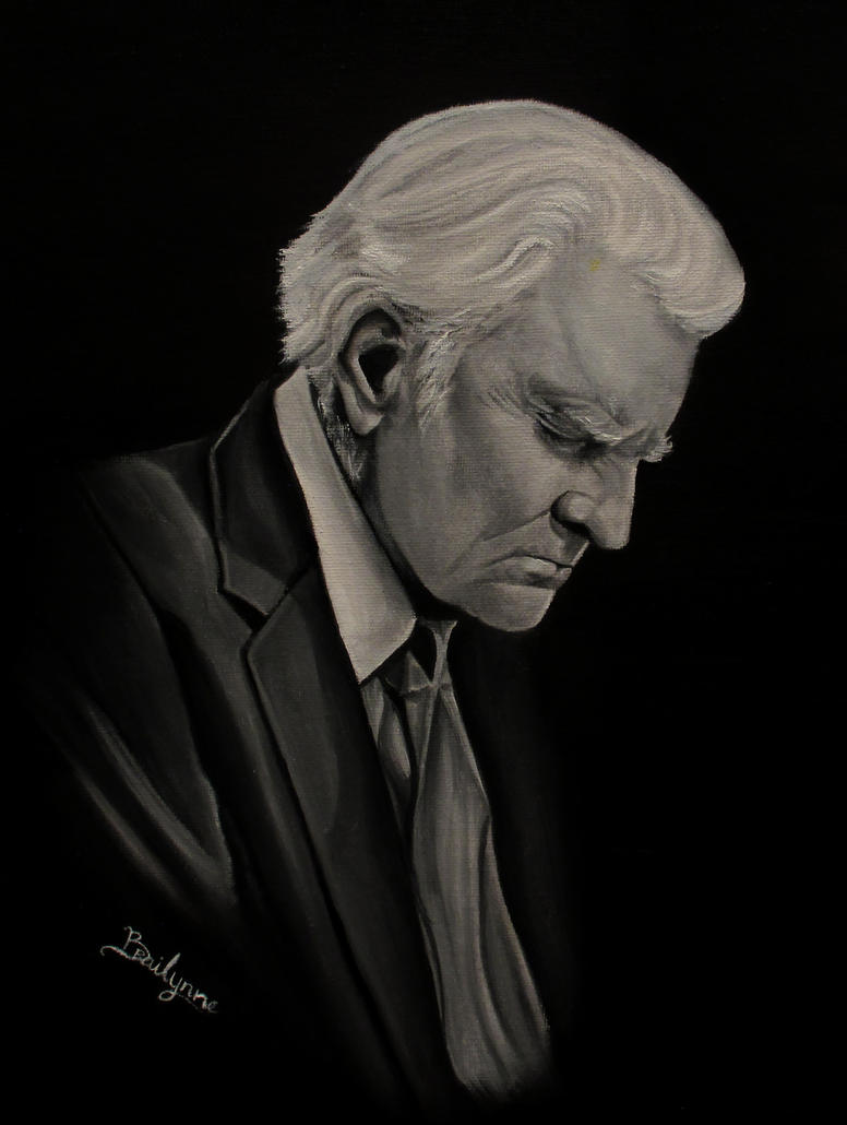 Billy Graham by brailynne