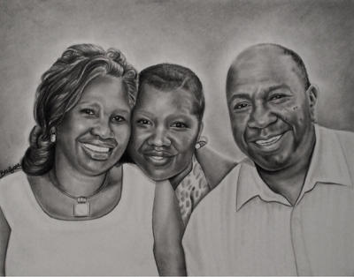The Lewis Family by brailynne