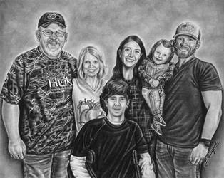 Vanderford Family by brailynne