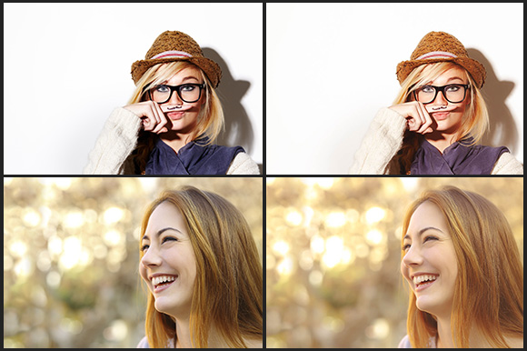Free Lightroom Preset For Portrait - Warm 002 by nuugraphics