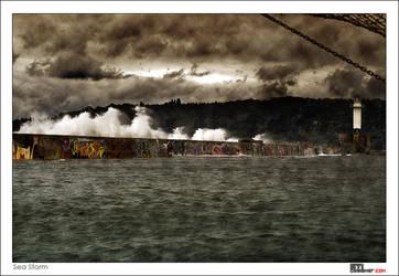 Sea Storm by stidesigner