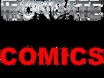 Iron Gate Comics Logo