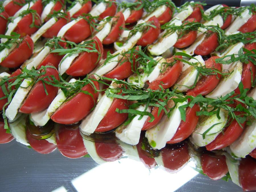Caprice Salad by ~ Sophizo