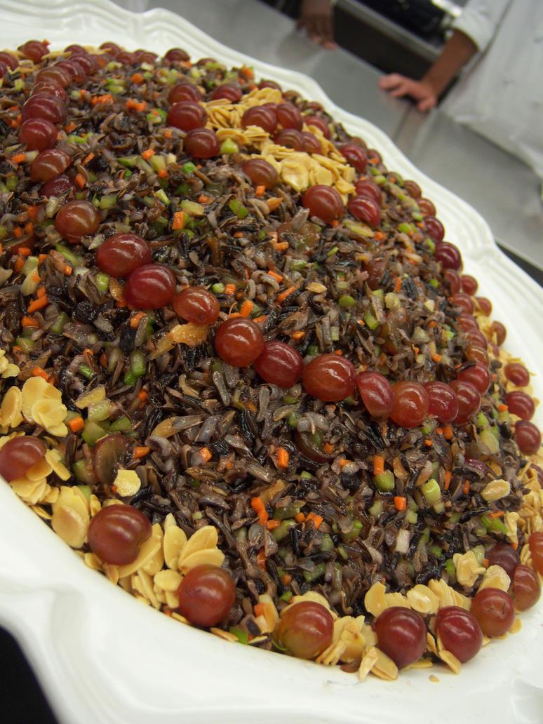 Wild Rice Salad by Sophizo