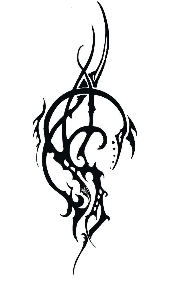elven tribal tattoo study 2 by elbie3rd on deviantart. Black Bedroom Furniture Sets. Home Design Ideas