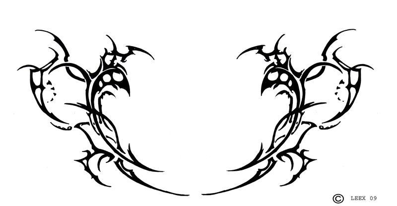 elven tribal 5 as twinsign by elbie3rd on deviantart. Black Bedroom Furniture Sets. Home Design Ideas