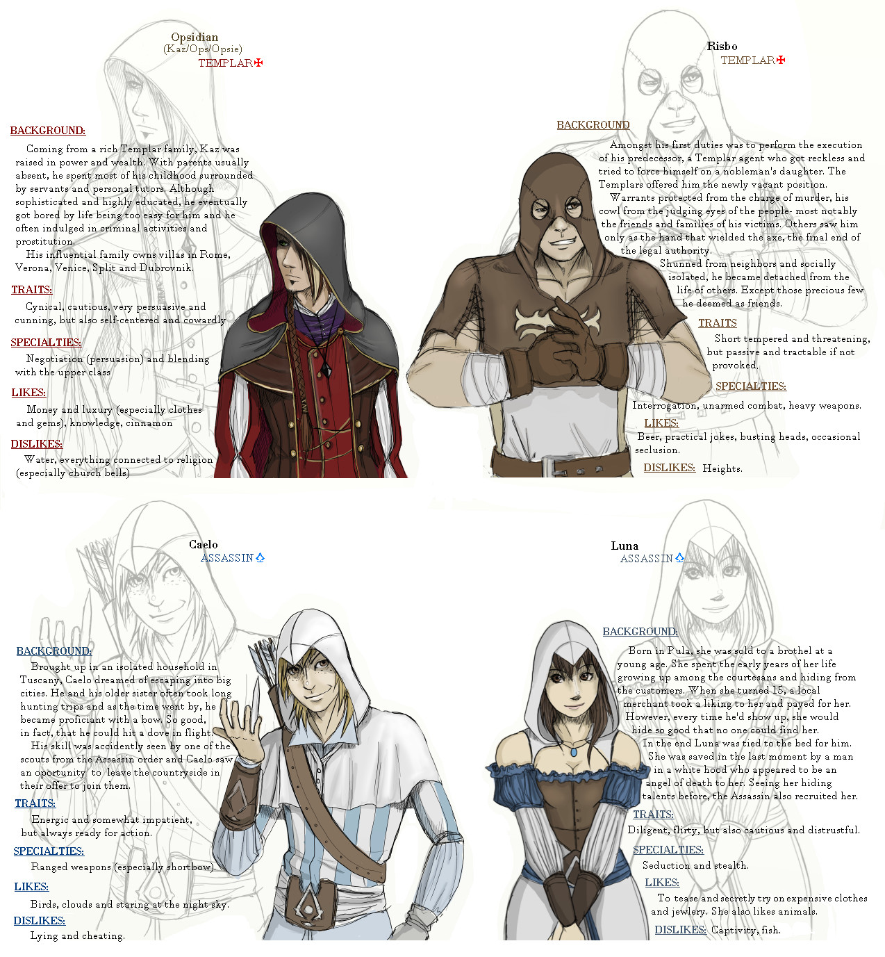 Character bio sheet 1 by kazuyalord on deviantart character bio sheet 1 by kazuyalord pronofoot35fo Gallery