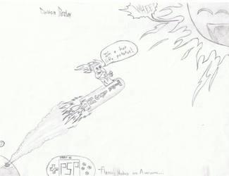 Hobo Rocket by Redbasse