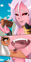 Android 21 - The sweetest of condiments!