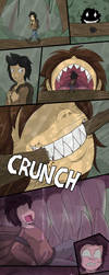 Mantoid Jaws by vaderaz
