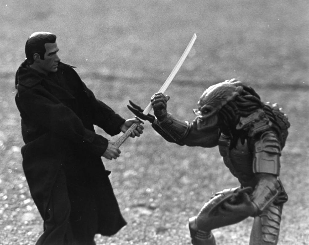 FanArt Parody Highlander_vs_Predator_by_RakaiThwei
