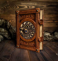 Runic Dragon journal by Dragonarium