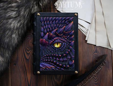 Sunset dragon journal