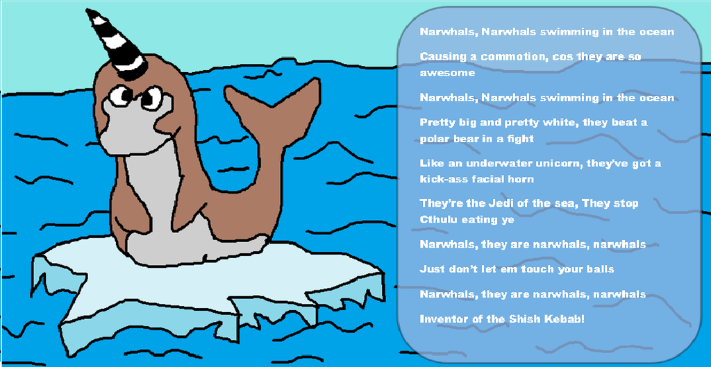 narwhals the unicorns of the sea essay