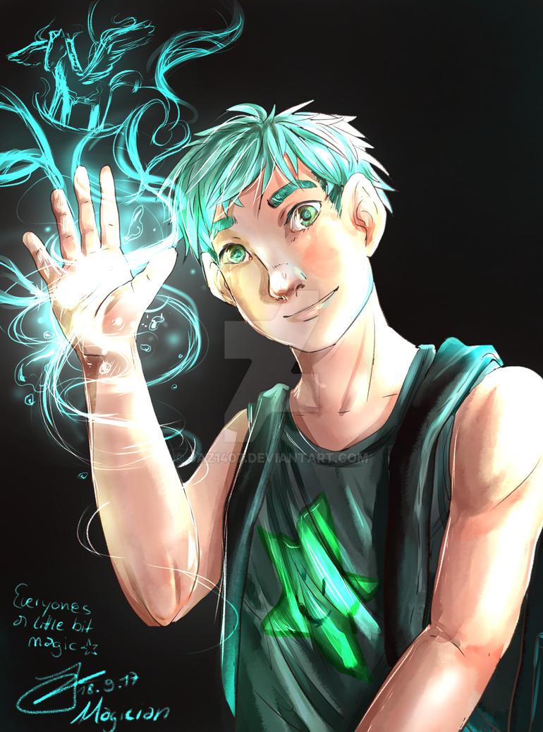 little magic by jaz1407