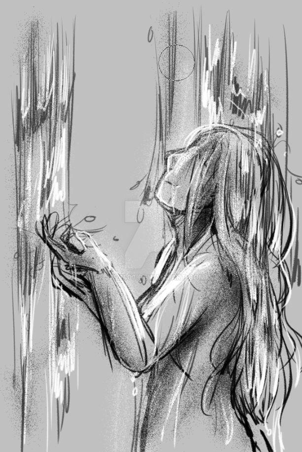 shower by jaz1407