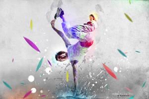 Break Dance session by CeyDoo-BlueShine